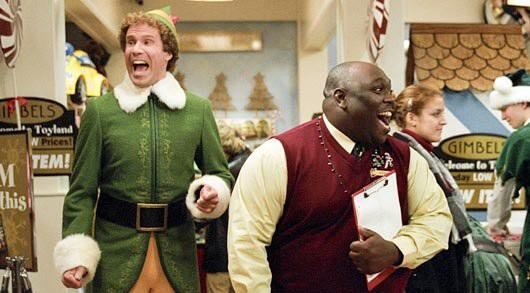 ONE WEEK UNTIL CHRISTMAS DAY!