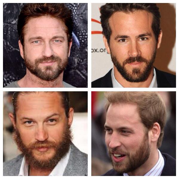 Celebrity Beards Celebrity Beards Doing