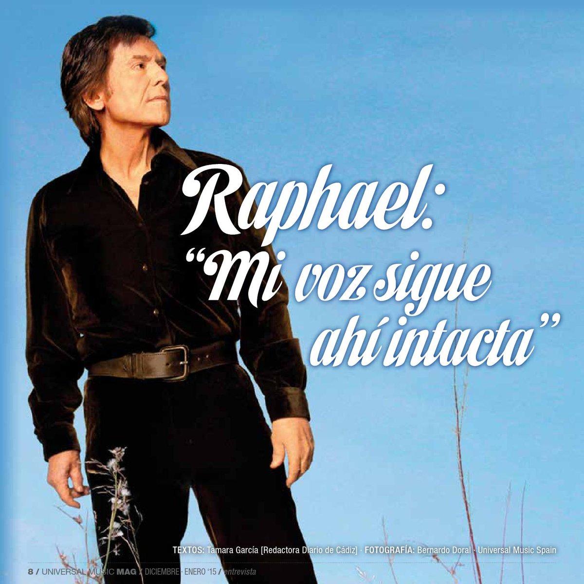испанский певец Рафаэль