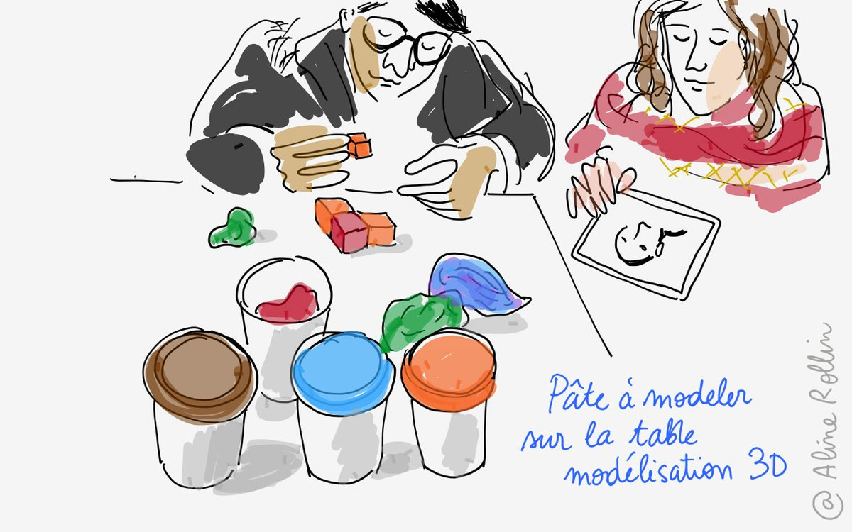 #modelisation3D aux ateliers #tousaloeuvre @MuseeLouvre http://t.co/E9H0xrnzsY