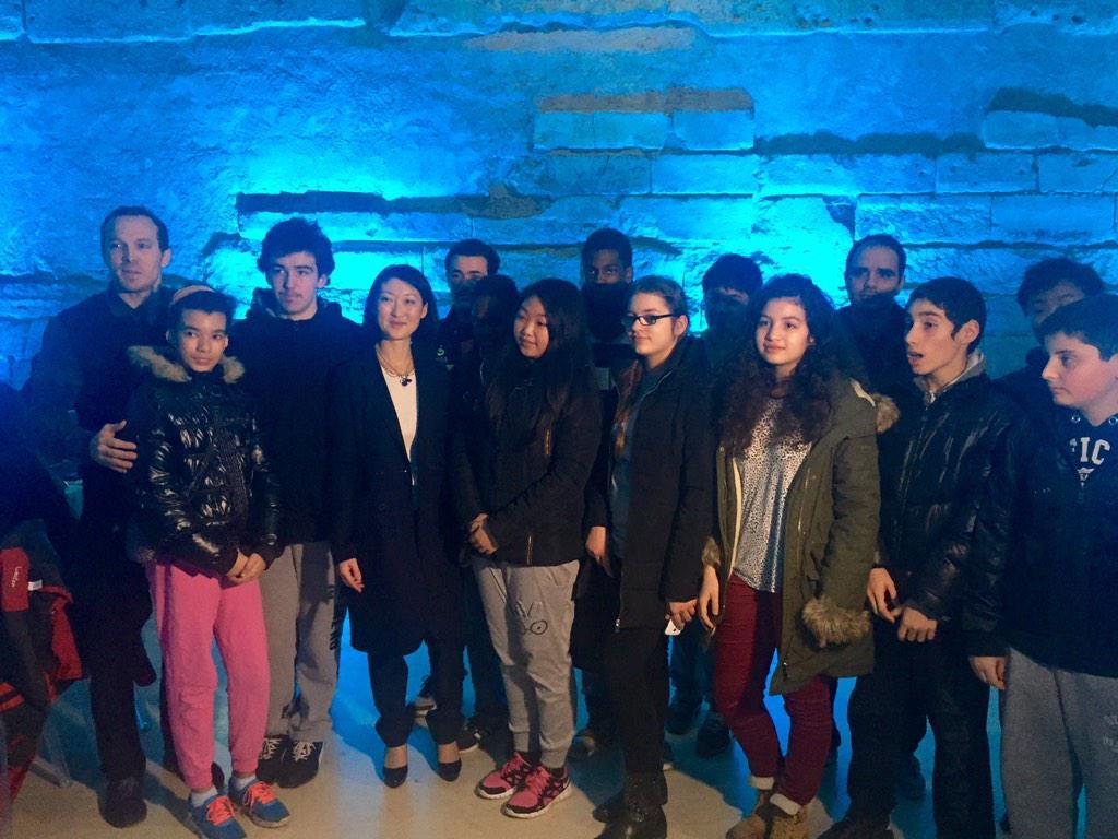 """.@fleurpellerin se félicite du succès des """"Ateliers numériques : #tousaloeuvre !"""" et remercie tous les participants http://t.co/D9pFlEHyIL"""