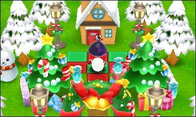 【電波人間のクリスマス2014】とっこべ さんの島