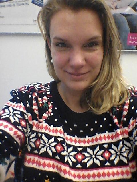 Kersttrui Utrecht.Anneke Westerlaken On Twitter Kersttrui Met Muziek En Licht Ik