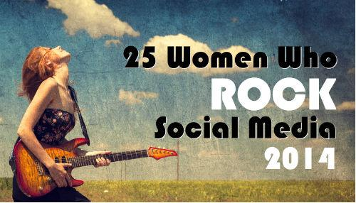 Congrats to my co-host @whatsnext for making: 25 Women Who Rock Social Media - http://t.co/WE3UINeKby by @leeodden http://t.co/jtVQsH0a1P