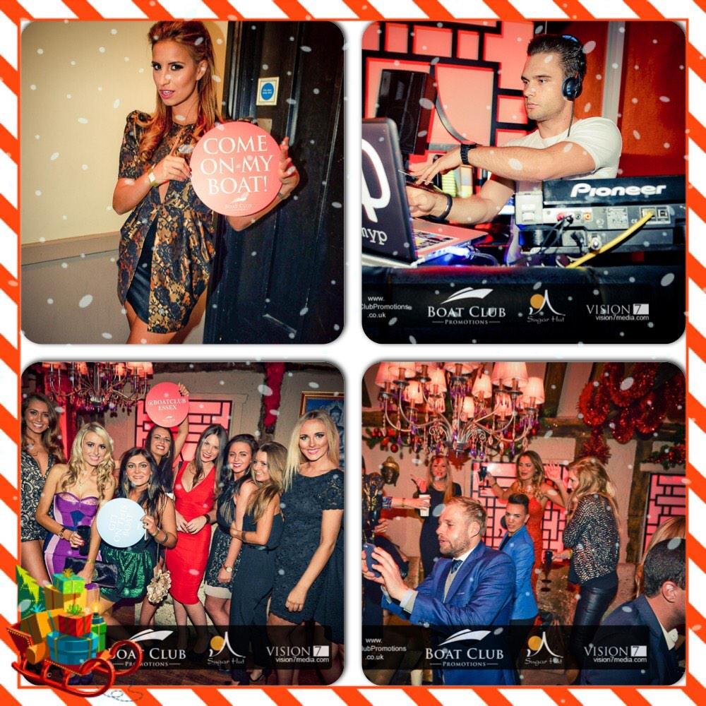 It's all about @BoatClubEvents @sugarhut this Christmas Eve! Here are some pictures from last year http://t.co/WkDYZvpANE