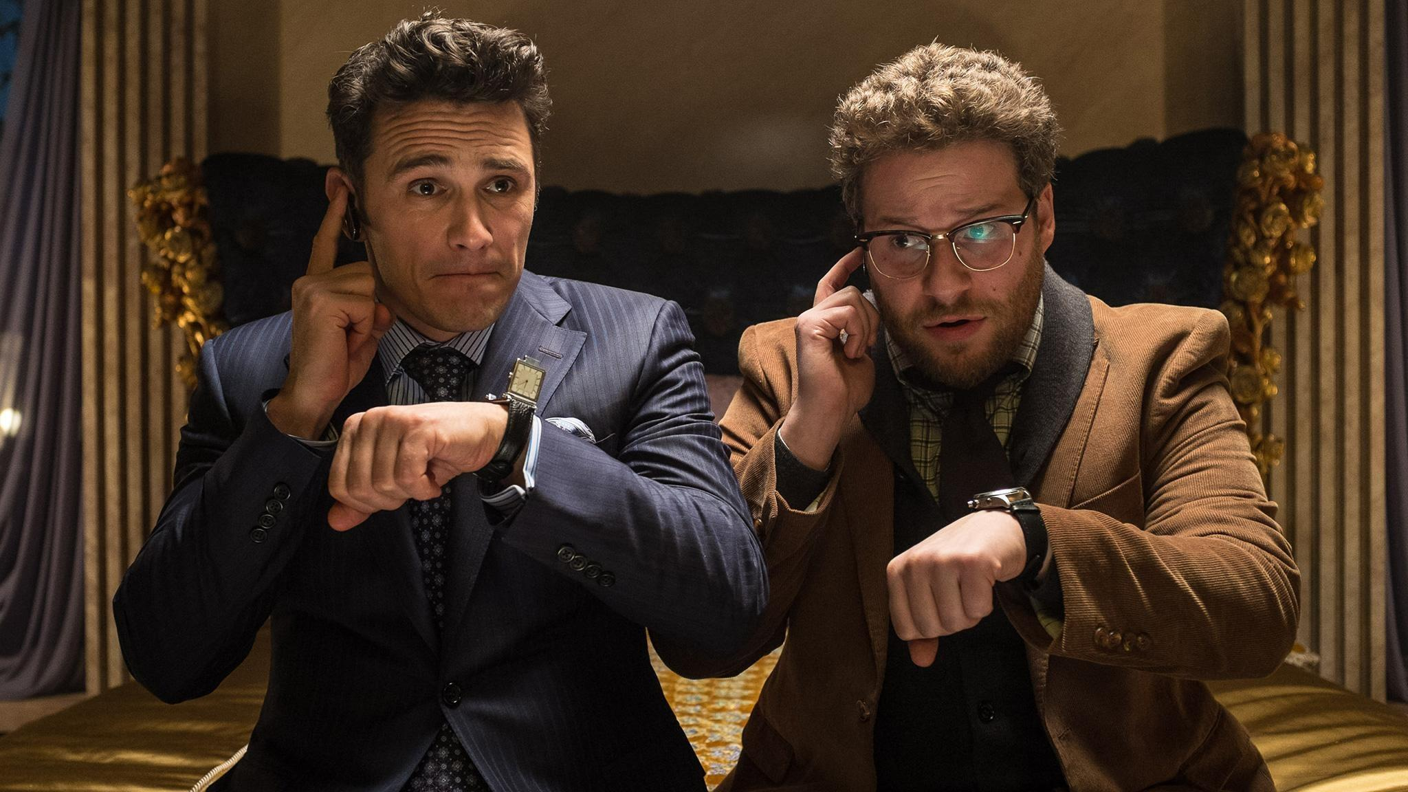 Hollywood Reacts To 'The Interview' Release Being Cancelled http://t.co/YZuYyceUy2 http://t.co/NWOSfGwzqk
