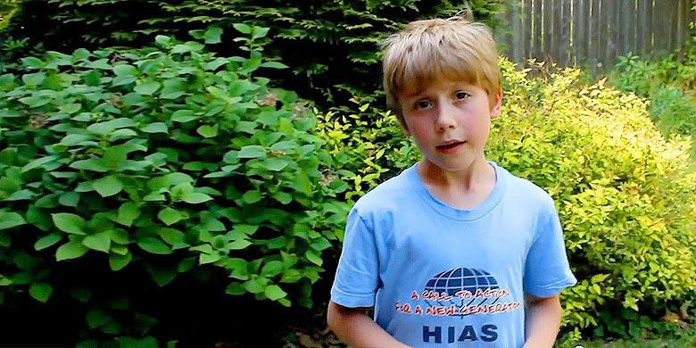 9yr Old Kid Discusses The Meaning Of Life & The Universe http://t.co/7HUbKZ3Bgw http://t.co/eTi34coEA5