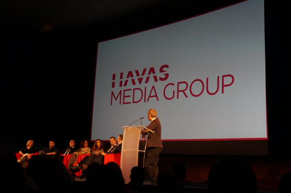 """RT @Paul_Framp: """"Be Together, Not the Same"""" mantra of Android applied at #Havas. Power of collaboration & generosity #havastogether http://…"""