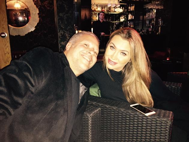 RT @jasonshifrin: With the lovely @LaurenGoodger where are you @arabellashifrin http://t.co/07LzccZuey