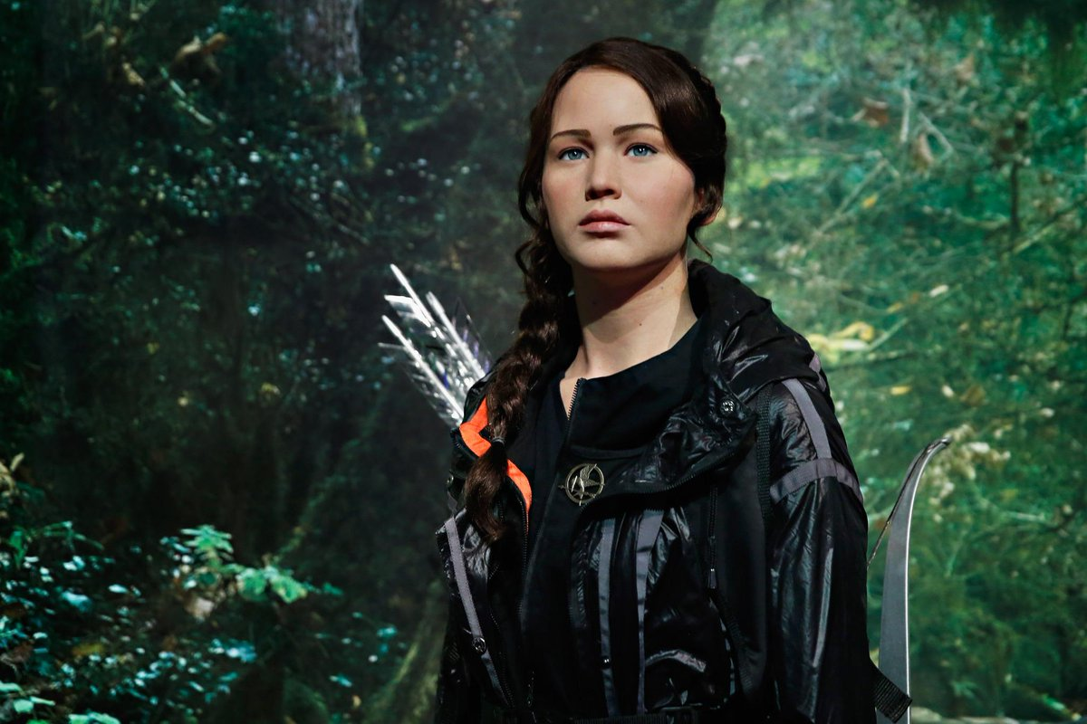 Introducing #District12's very own, Katniss Everdeen! @nycwax READ MORE: http://t.co/wCTSTO5ZwB http://t.co/O5gWKKqTqW