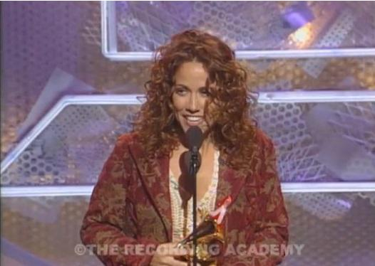 RT @TheGRAMMYs: #DidYouKnow @SherylCrow took home the award for Best New Artist at the 37th #GRAMMYs http://t.co/HQhA04CdA1 http://t.co/xPl…