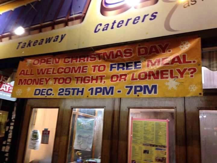 RT @liz_buckley: Cummin Up in Lewisham are offering free meals and company to those in need on Christmas Day http://t.co/0n0K7YbcPV http://…