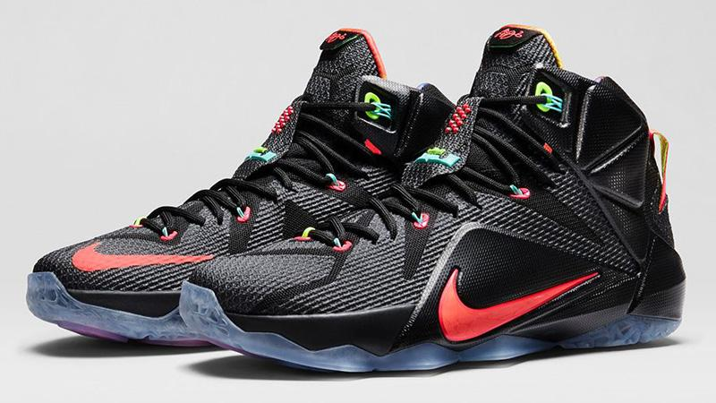 "sports shoes 5a306 8ab3e "" footlocker  The Nike LeBron 12"