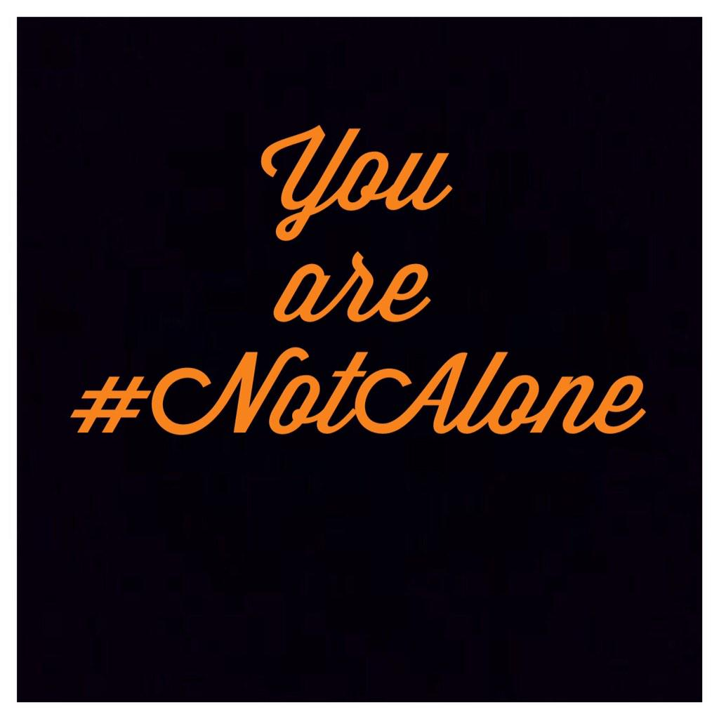 For some, the Holidays make feelings worse. Loneliness. Desperation. Defeat. We are here for You. #NotAlone #UsGuys http://t.co/oY2jA8TyXX