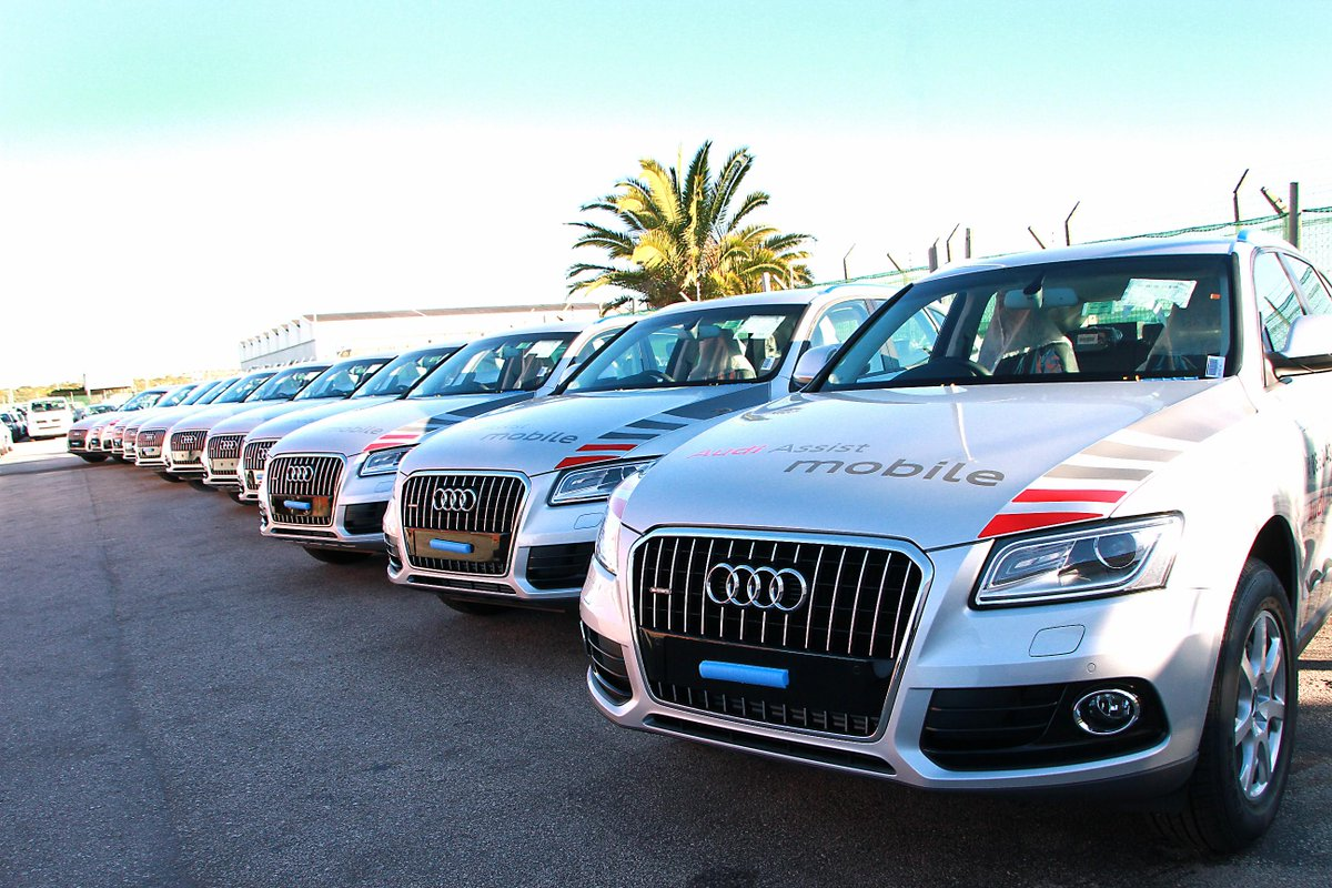 Audi South Africa On Twitter Our Hr Roadside Assistance Service - Audi roadside assistance