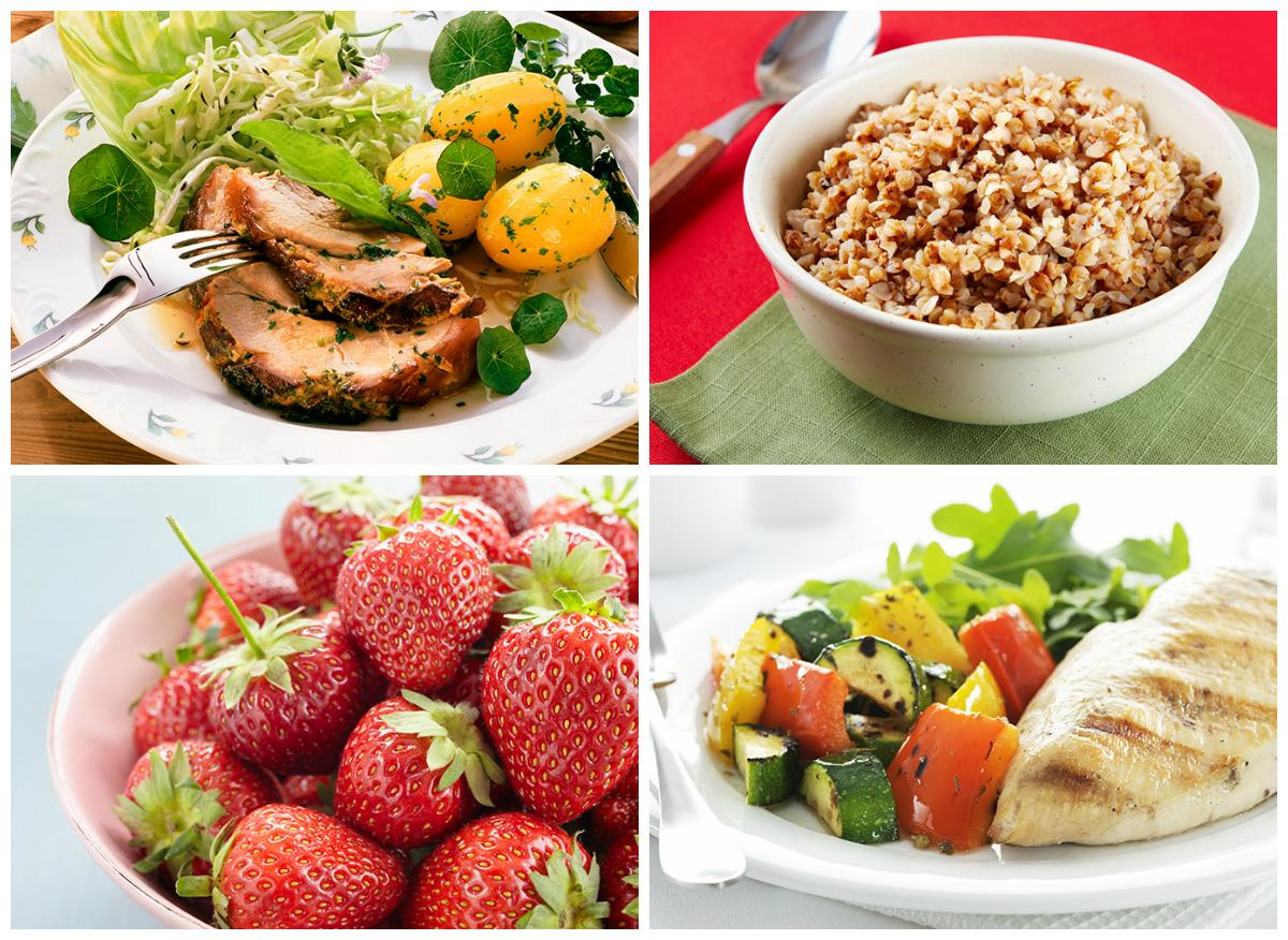 Шведская диета на неделю