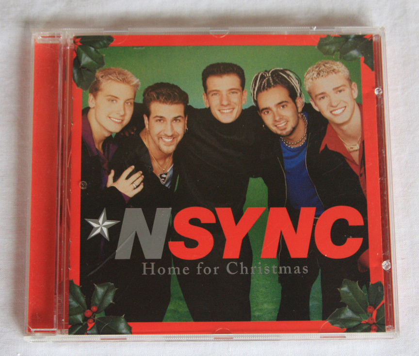 0 replies 0 retweets 0 likes - Nsync Christmas Album