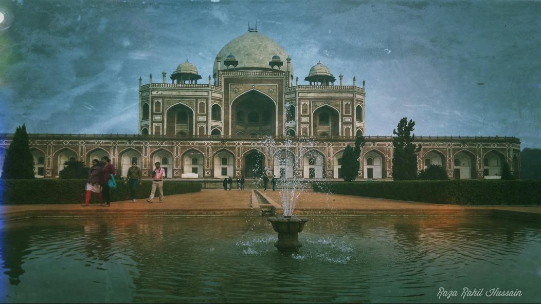 Tomb of Humayun, #Delhi. Shot from #HTCOneM8Eye @htc @HTC_IN http://t.co/iatZkn0gTL
