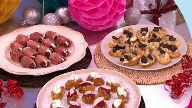 RT @ITVLorraine: Tempted by @JohnWhaiteBakes' Christmas canapes? Here's all the information on how to make them http://t.co/mKmJqNl0h2 http…