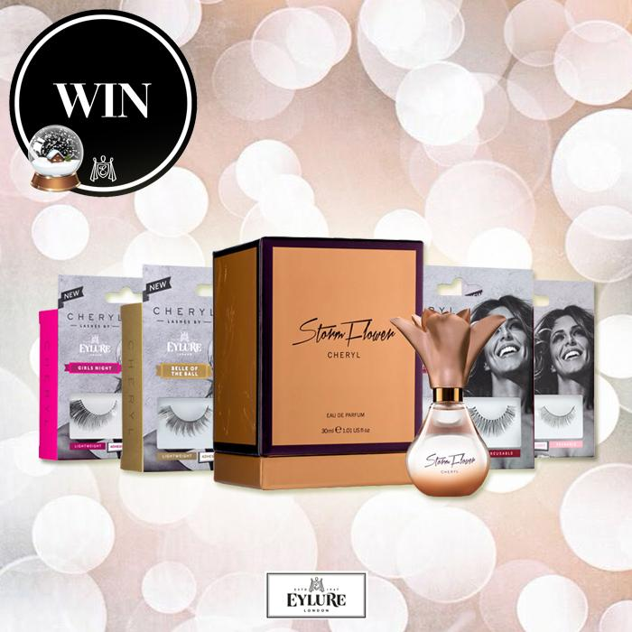 FLW&RT for a chance to win this amazing prize @cherylofficial debut fragrance #StormFlower+her collection of #lashes! http://t.co/jIMiq4gGXt