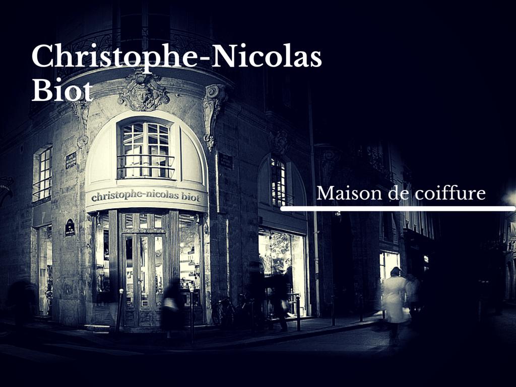 Isabelle Borges On Twitter Leumpcla Maison Christophe Nicolas