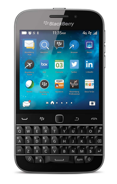 It's official, the @BlackBerry Classic is here. http://t.co/PopT9ynh5x #HappyDance http://t.co/NOkRDdmZaG