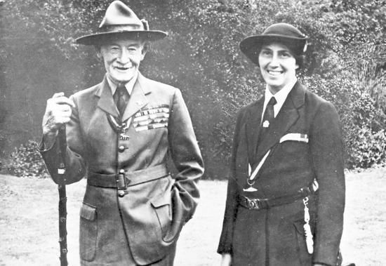 Image result for robert olave baden-powell