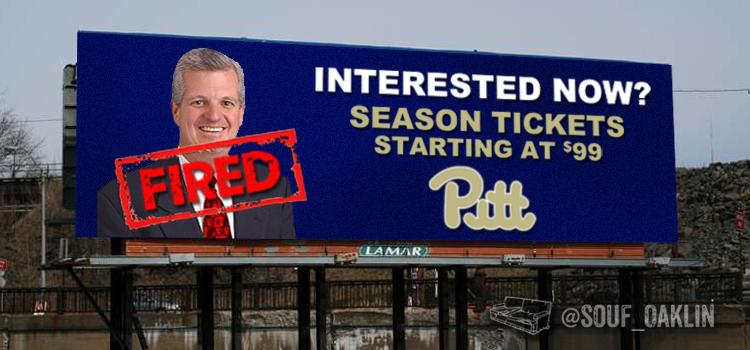 Pitt athletic department reveals new football season ticket advertising campaign: http://t.co/5nMPMppcAI