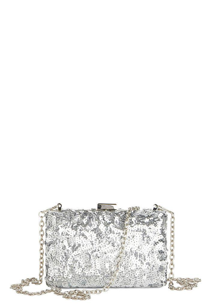 We love the icy cool look of @ModCloth's Triple 7 Play Party clutch: http://t.co/ibWFQGWvkh http://t.co/LYdtbDijQW