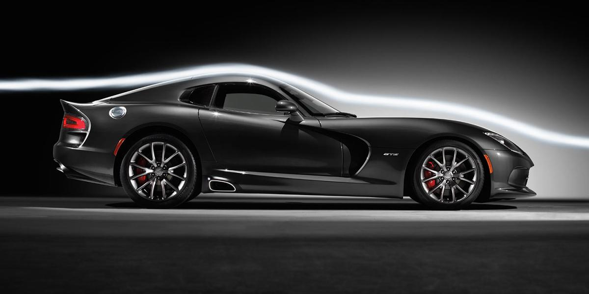 Wind tunnel test, or work of art? A bit of both. More on the 2015 Viper: http://t.co/iU0zT8yfhS. http://t.co/9stZ4xlkZv