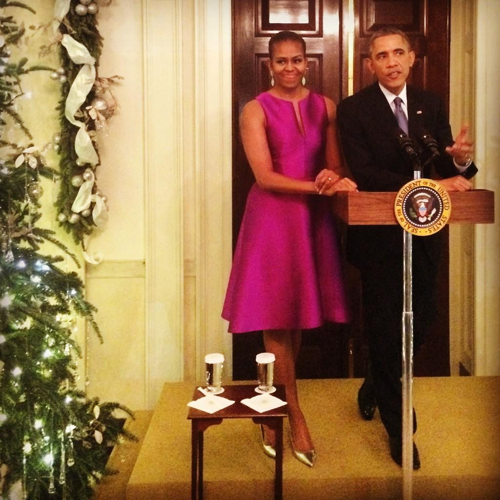 Our afternoon at the White House... Seriously? They could not be more impeccable. More to follow. #Obama http://t.co/45Tnre61IR