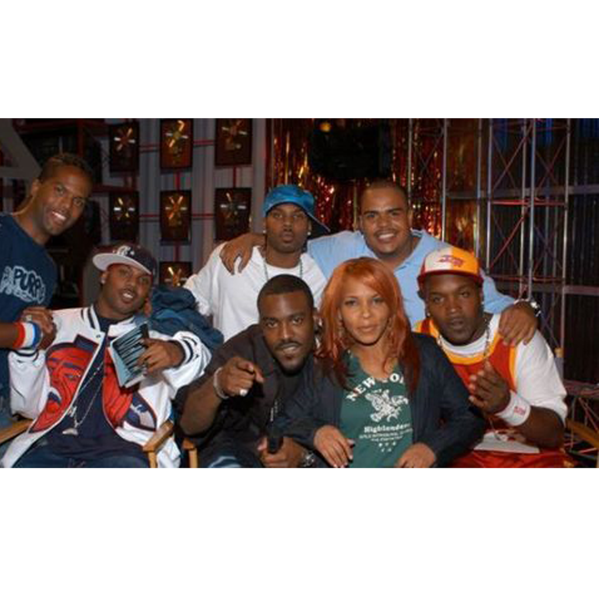 . #106andMemories w/ @AJCalloway , @missfree & @djenuff love to @106andpark for giving so much support #106FinalAct http://t.co/HxfLcv2DWN