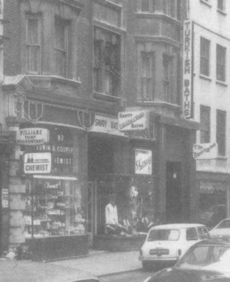 VictorianTurkishBath On Twitter Openplaques Saki Clovis Spayley Used The Savoy Turkish Baths At No92 Jermyn St Had Grasped Fact