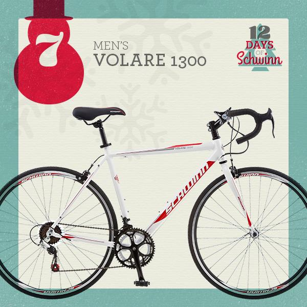 Day 7: 12 DAYS OF SCHWINN Enter to win a Men's Volare 1300 for you and a friend!http://t.co/ktodbv0xfB #win #holiday http://t.co/7qDbgQVWyG