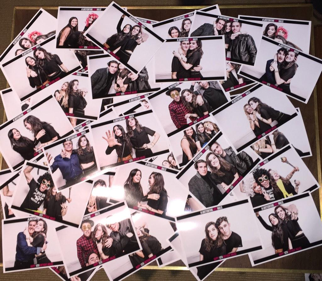 RT @HaileeSteinfeld: WELL THAT WAS FUN...😍 Thank you @juicycouture  @thecoveteur ❤️🎉💃 http://t.co/WW3HlfTlLz