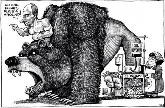 Медведев: Экономика России может уйти в глубокую рецессию - Цензор.НЕТ 1179