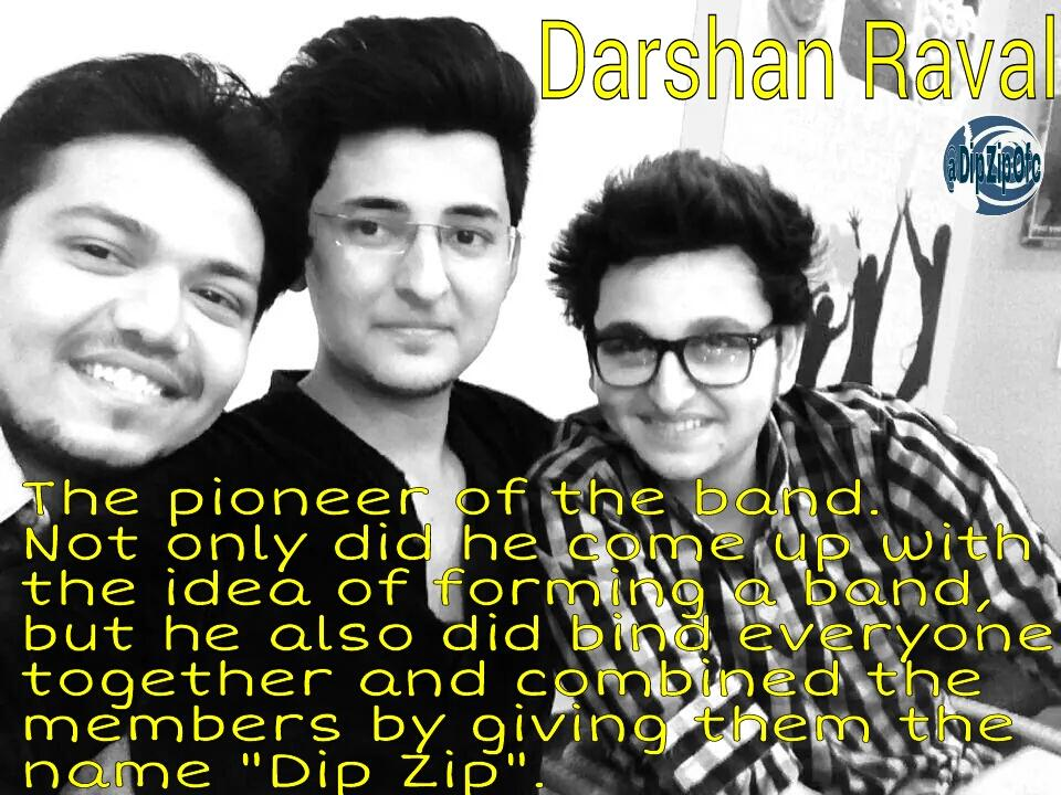 Image result for darshan raval dip zip band