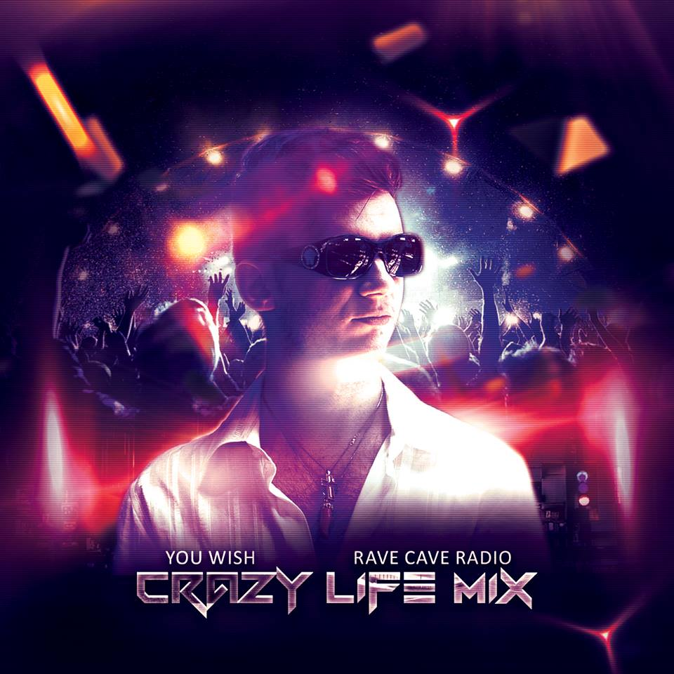 The talented #EDM producer @youwishmusic will be playing the #CrazyLife mix this Sat on http://t.co/KeHbw1kHD3 at 9pm http://t.co/1msRB1e3fx