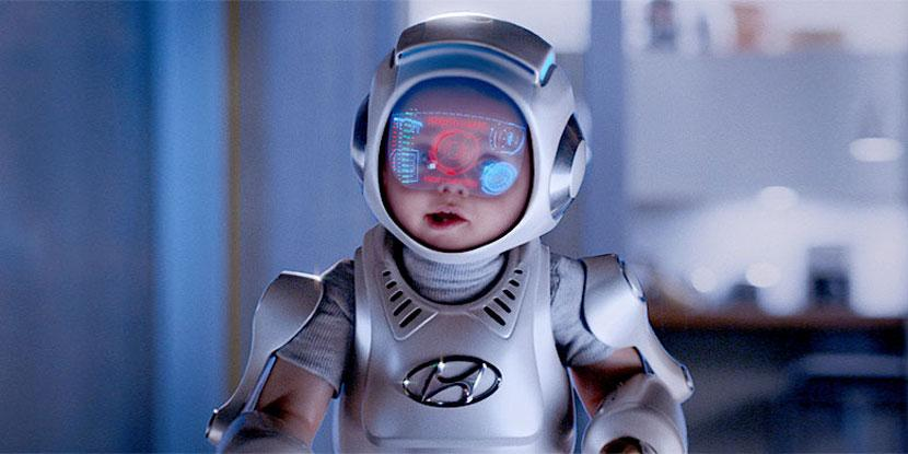 #ExoBaby: Hyundai Use A Baby In An Exoskeleton Suit To Promote Their Latest Technology http://t.co/ZnWYJvDKX2 http://t.co/ZRdW9Njku9