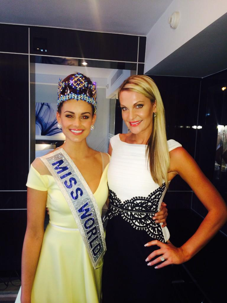 The Official Thread of Miss World 2014 ® Rolene Strauss- South Africa - Page 5 B5TXpR5IcAAvEe_
