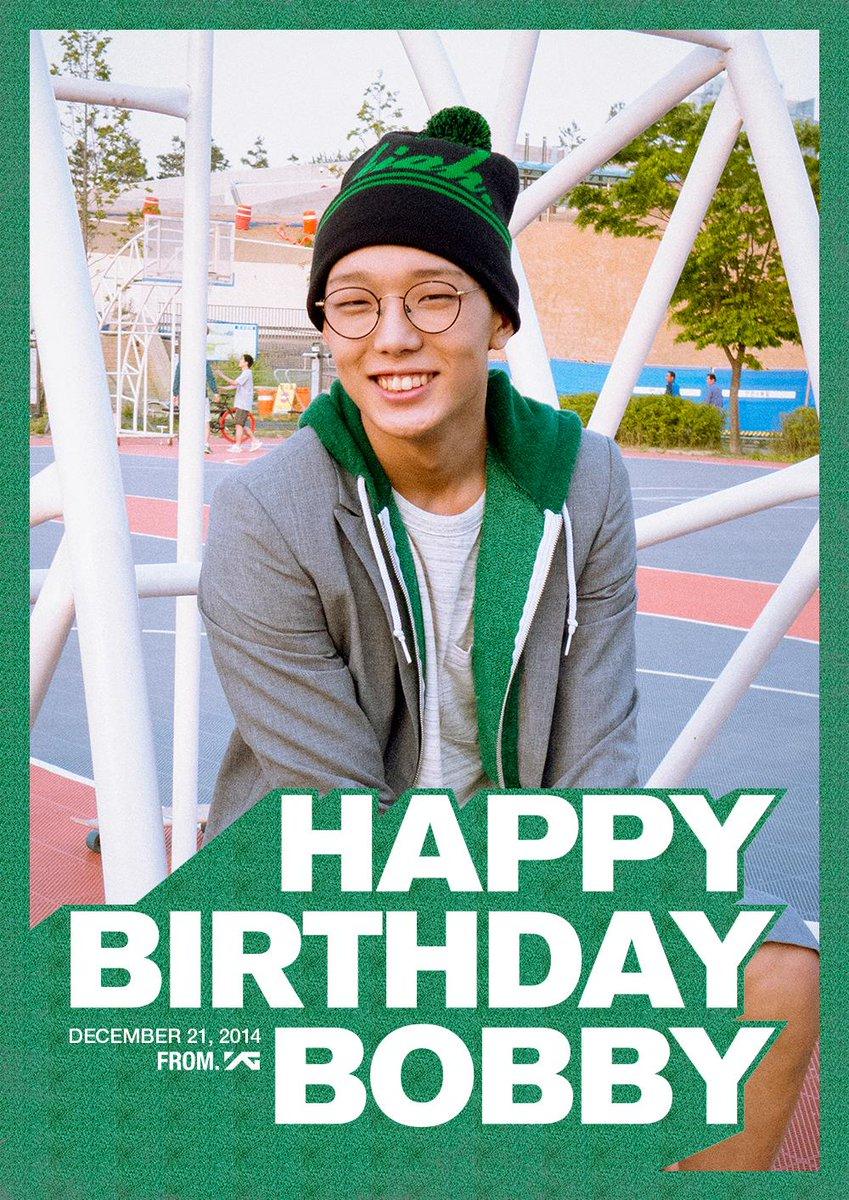 9e25f4f40 HAPPY BIRTHDAY BOBBY  originally posted by  BOBBY  iKON  아이 ...