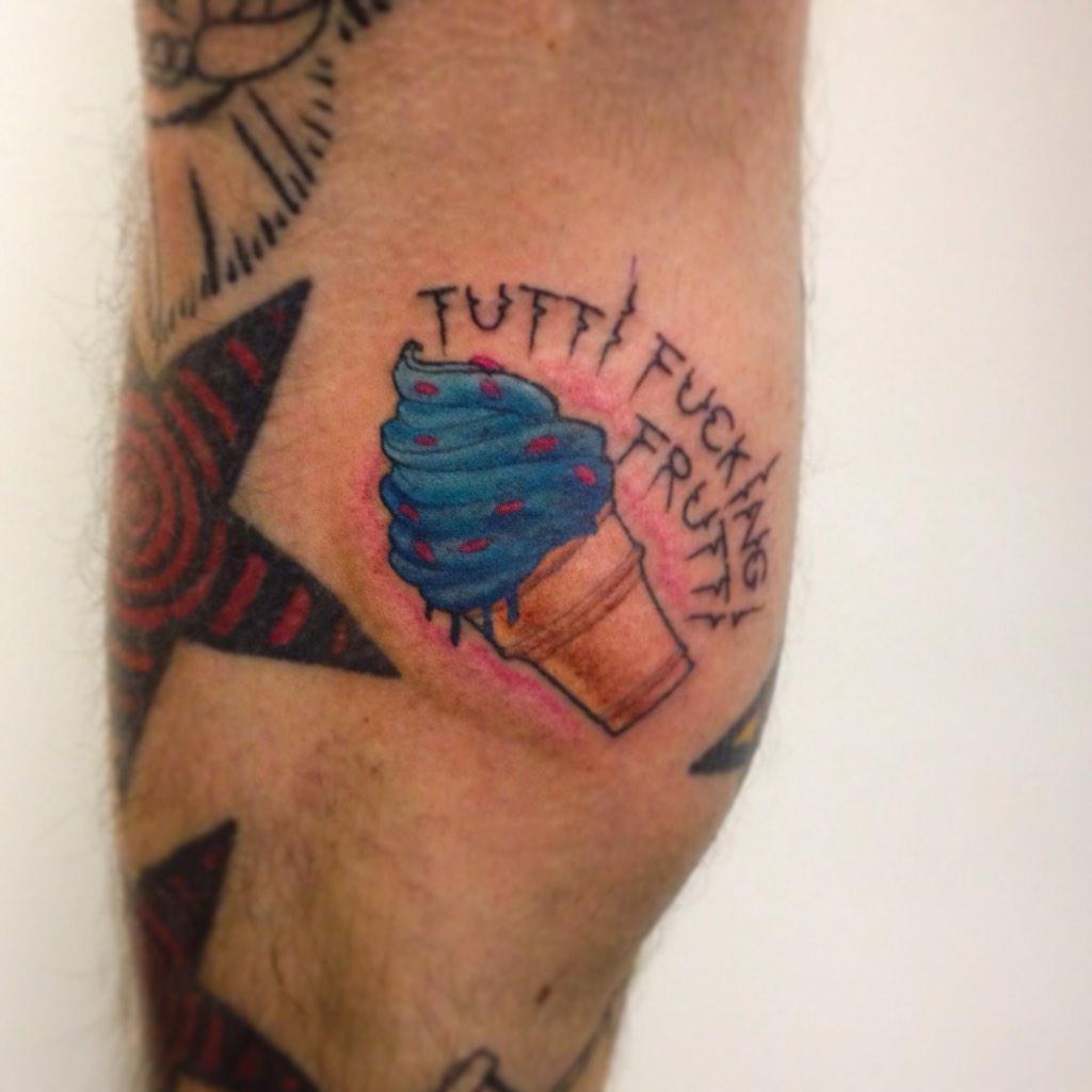 Elie Hammond Tattoo On Twitter Un Joli Ptit Cornet De
