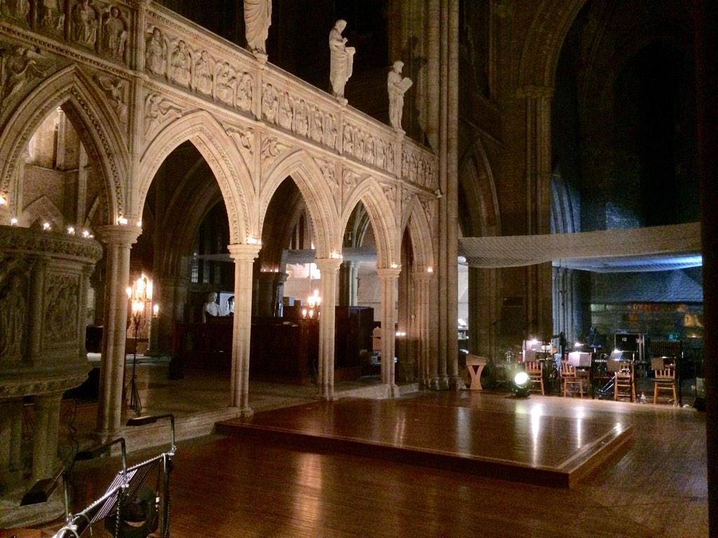 Concert à St John's Church, Upper Norwood (20 décembre 2014) - Page 2 B5UaK_HCUAAtnFE