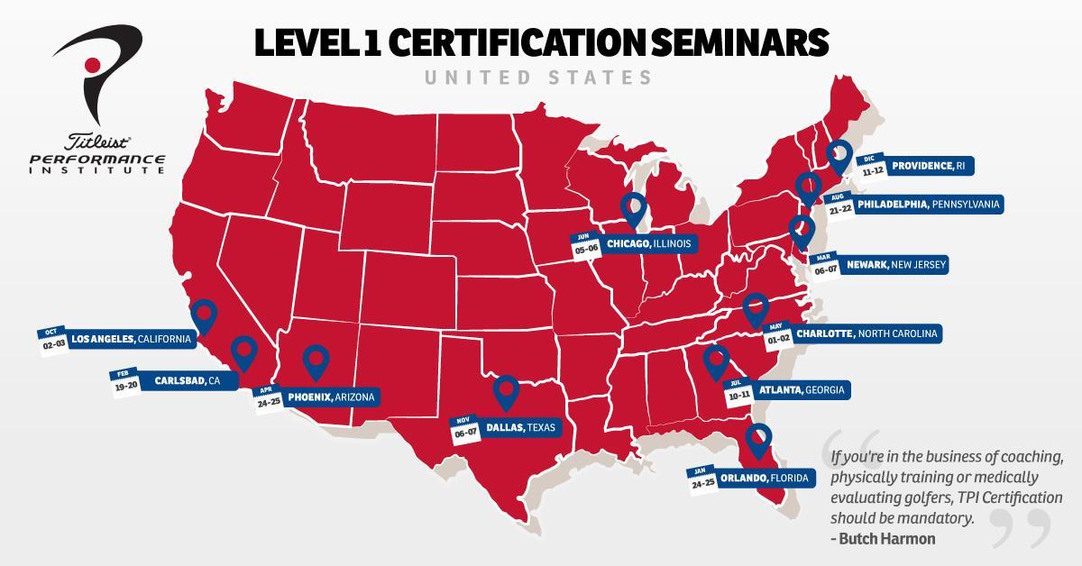 Tpi On Twitter New 2015 Tpi Level 1 Certification Seminars