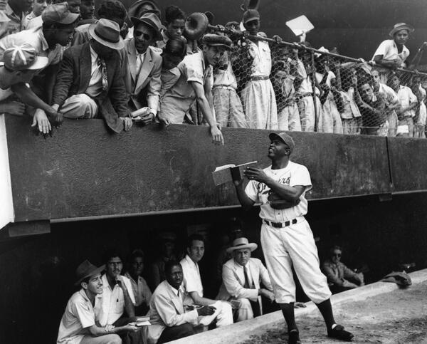 1947 and the Dodgers in Havana, Cuba