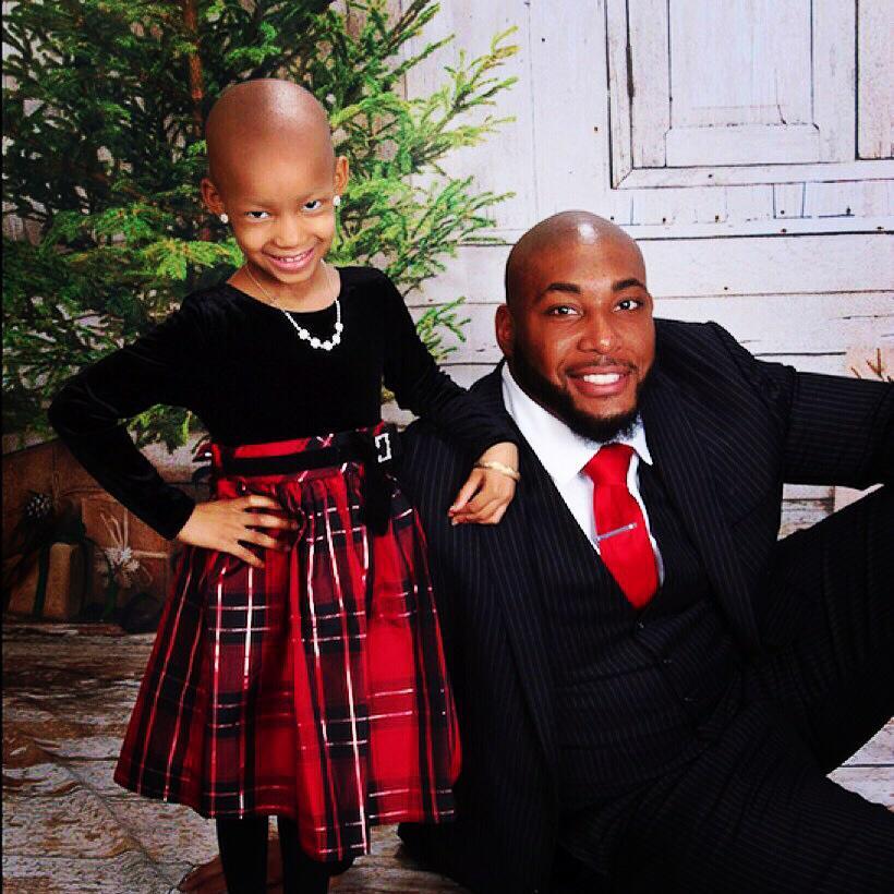 Tomorrow on @ESPNNFL Sun Countdown - an update on these two - @Dev_Still71 & Leah Still. #PrayersForLeah