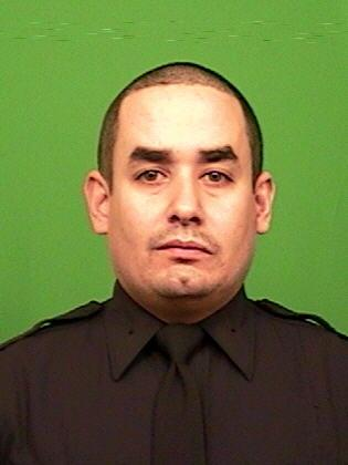 """NYPD: """"Officer Ramos was 40-years-old and a two year veteran of the NYPD. He was married and has a 13-year-old son."""" http://t.co/PuSmi8GJfA"""