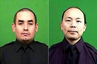 Two of #NYPD's finest assassinated today and one son's sad reality http://t.co/LMyTPDDg4W