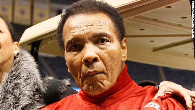 Prayers for the Greatest! RT @cnnbrk: Boxer Muhammad Ali, 72, hospitalized with pneumonia http://t.co/Y51L5iN6Re http://t.co/4xmL0Tntyv