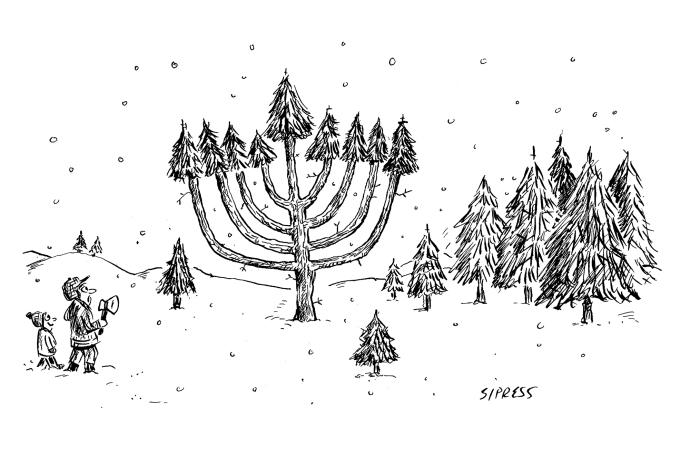 RT @NewYorker: A holiday cartoon by David Sipress. For more: http://t.co/fOoYfnJqVU http://t.co/9ypHD24EL2